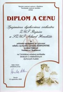 Diplom SDO 2008