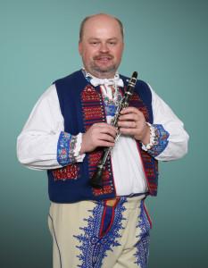Jozef Baláž - Es klarinet