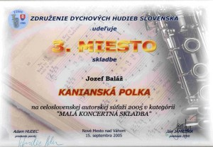 Kanianska polka 2005