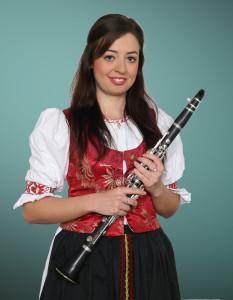 Lenka Balážová - B klarinet