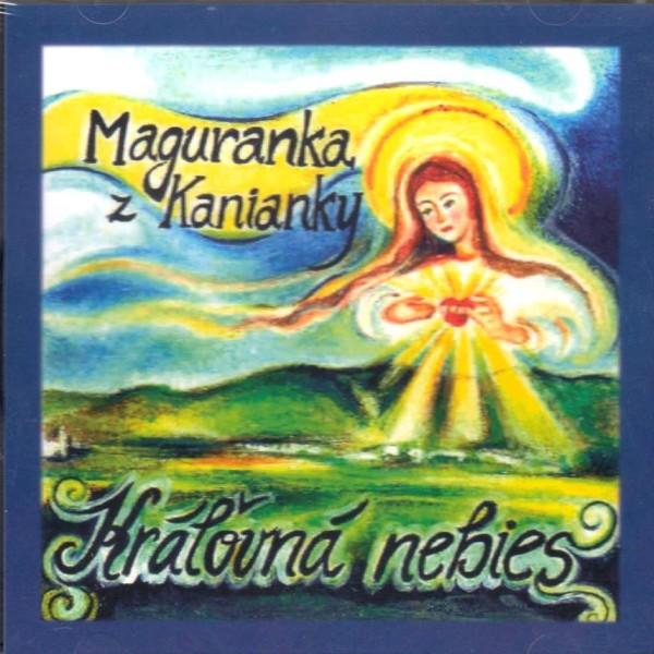Maguranka CD 5 predná strana