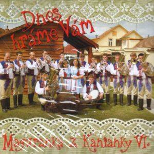 Maguranka CD 6 predná strana