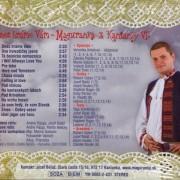 Maguranka CD 6 zadná strana