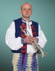 Jaromír Chovanec-trúbka obl.