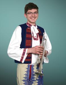 Marek Píš - trúbka 2.B