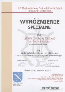 Ribnik 2005