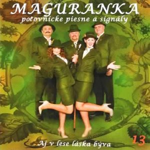 Maguranka CD 13 predná strana