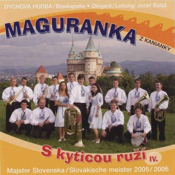Maguranka CD 4 predný obal