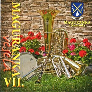 Maguranka CD 7 predná strana