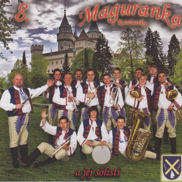 Maguranka CD 8 predná strana